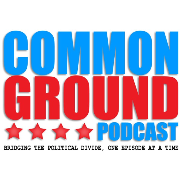 Common Ground Podcast - Bridging the Politcal Divide, One Episode at a Time