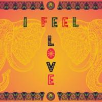 Indian Trap - I Feel Love (feat. VALENTINE & MohBad) - Single