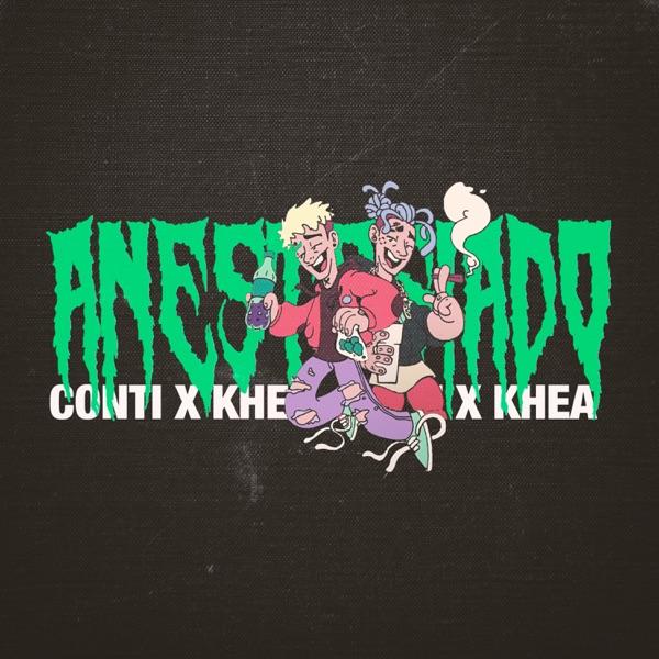 Anestesiado (feat. KHEA) - Single