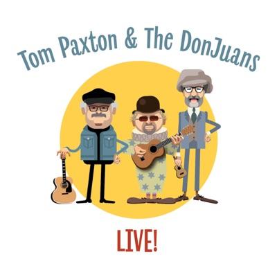 Live! - Tom Paxton