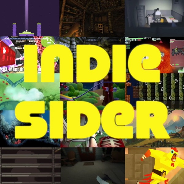 IndieSider #58: Future Unfolding by Spaces of Play