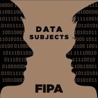 Podcast cover art for Data Subjects