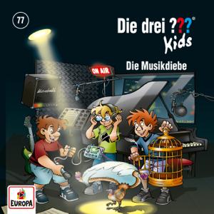 Die drei ??? Kids - Folge 77: Die Musikdiebe