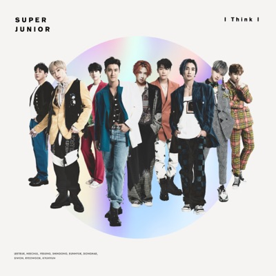 I Think I (Japanese Version) - Single - Super Junior