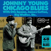 Johnny Young - Drinking Straight Whiskey