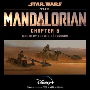 Ludwig Göransson – The Mandalorian: Chapter 5 (Original Score) [iTunes Plus AAC M4A]