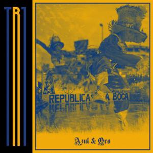 Trueno - Azul y Oro