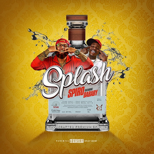 Splash (feat. DaBaby) - Single