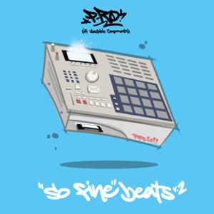 """P-Ro - """"So Fine"""" Beats, Vol. 2"""