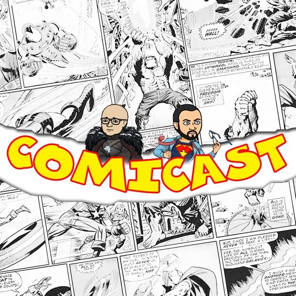 Comicast One-Shot: David Does Comics Vol  3