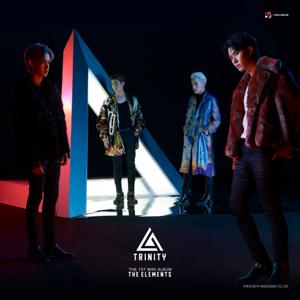 "TRINITY - Trinity : The 1st Mini Album ""The Elements"" - EP"