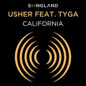 "California (From ""Songland"") [feat. Tyga] - Usher Cover Art"