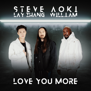 Steve Aoki - Love You More feat. LAY & will.i.am