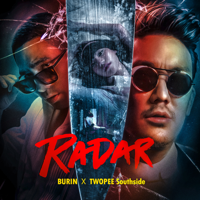 Radar (feat. Twopee Southside) - Burin Boonvisut