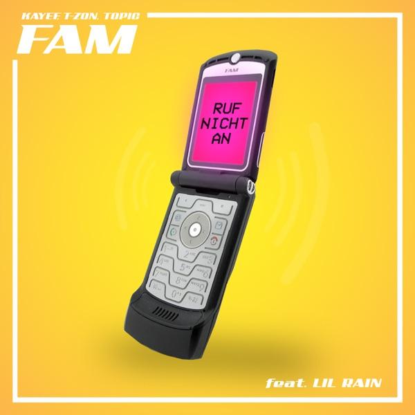 Ruf nicht an (feat. KAYEF, T-Zon, Topic & Lil Rain) - Single