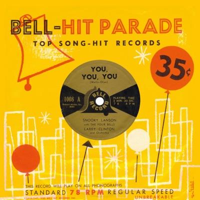 You, You, You (with the Four Bells) - Single - Larry Clinton