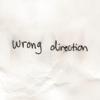 Hailee Steinfeld - Wrong Direction artwork