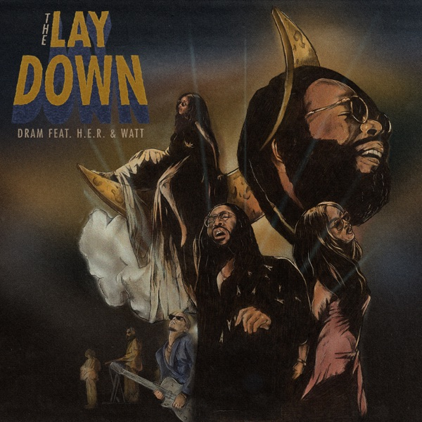 The Lay Down (feat. H.E.R. & WATT) - Single