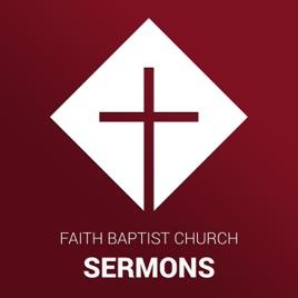 Faith Baptist Church Sermons: Peter's Perspective of Christ's