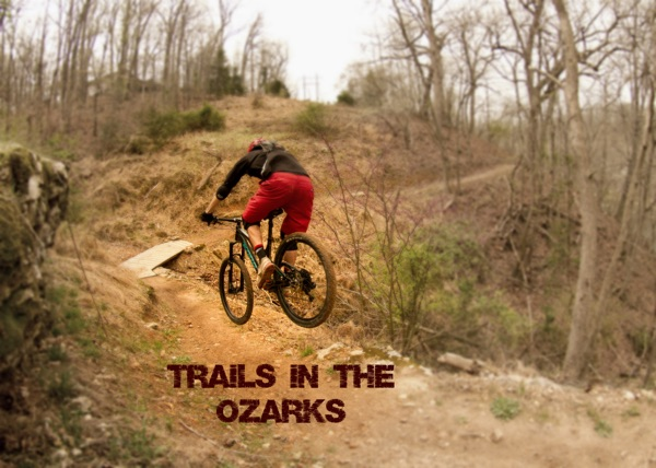 Trails in the Ozarks