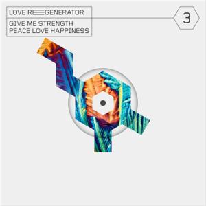 Love Regenerator, Calvin Harris - Love Regenerator 3 - EP