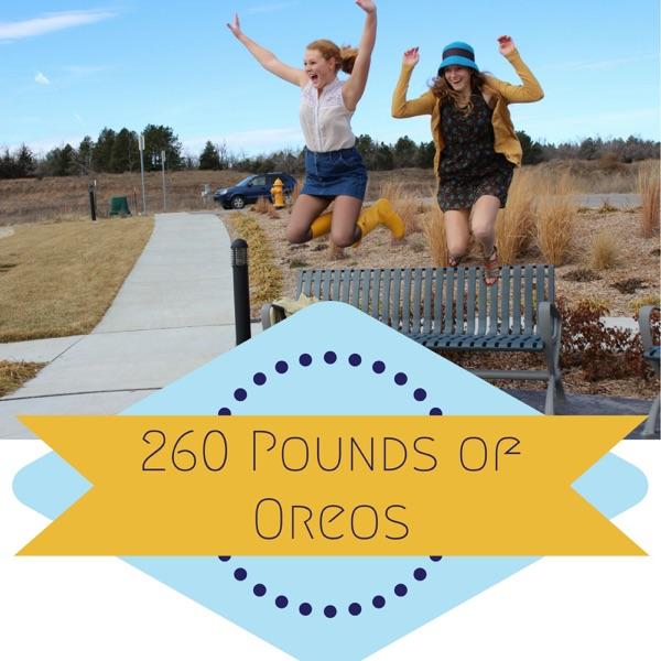 260 Pounds of Oreos