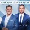 John West - Alles Wat Ik Wil (feat. Lange Frans) kunstwerk