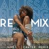 Arlissa - Running (James Carter Remix) artwork
