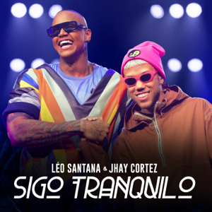 Léo Santana & Jhay Cortez - Sigo Tranquilo (Ao Vivo)