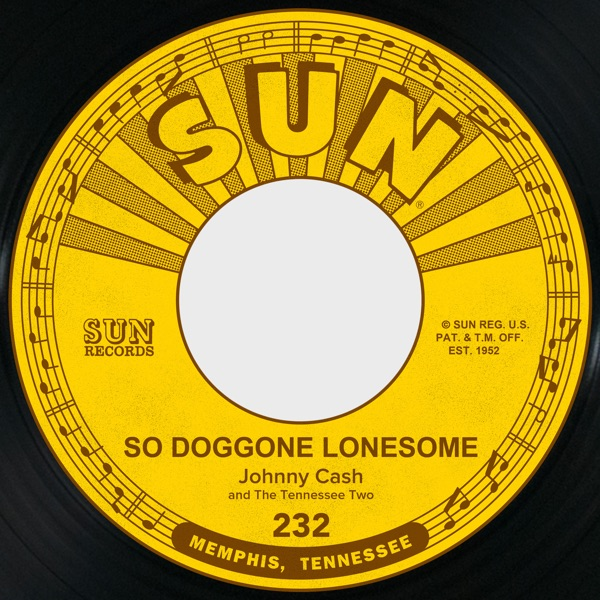 So Doggone Lonesome / Folsom Prison Blues - Single