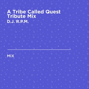 A Tribe Called Quest Tribute Mix (DJ Mix)