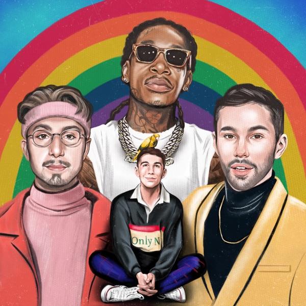 Yung Bae, Wiz Khalifa, bbno$ & MAX mit Bad Boy