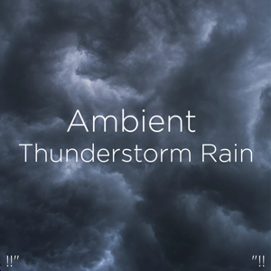 "Thunderstorm Sound Bank & Thunderstorm Sleep - !!"" Ambient Thunderstorm Rain ""!!"