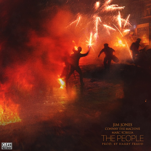 The People (Remix) [Feat. Conway the Machine & Marc Scibilia] - Single