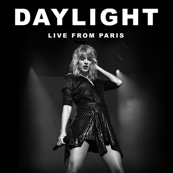 Daylight (Live From Paris) - Single