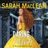 Sarah MacLean - Daring and the Duke  artwork