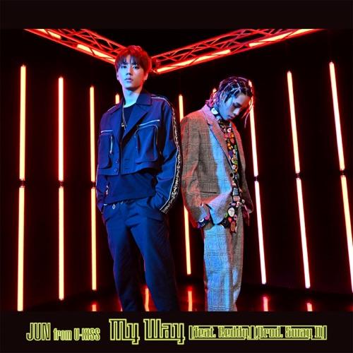JUN – My Way (feat.Reddy)・・・Japanese Version – Single