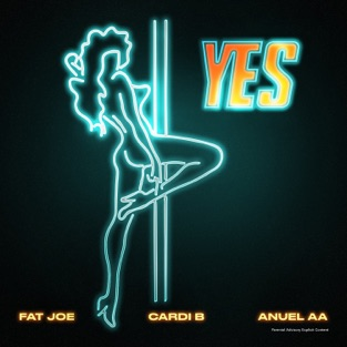 Fat Joe, Cardi B & Anuel AA - YES m4a Download