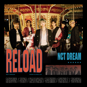 NCT DREAM - Reload - EP