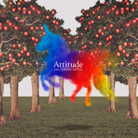 Mrs. GREEN APPLE - Attitude artwork