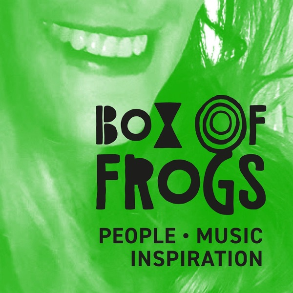 Frogcast 002: Nat Rich; Entrepreneur, Life Coach and Sustainable Flow Environmentalist