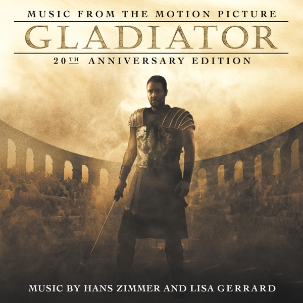 Gladiator: 20th Anniversary Edition - The Lyndhurst Orchestra, Gavin Greenaway, Hans Zimmer & Lisa Gerrard