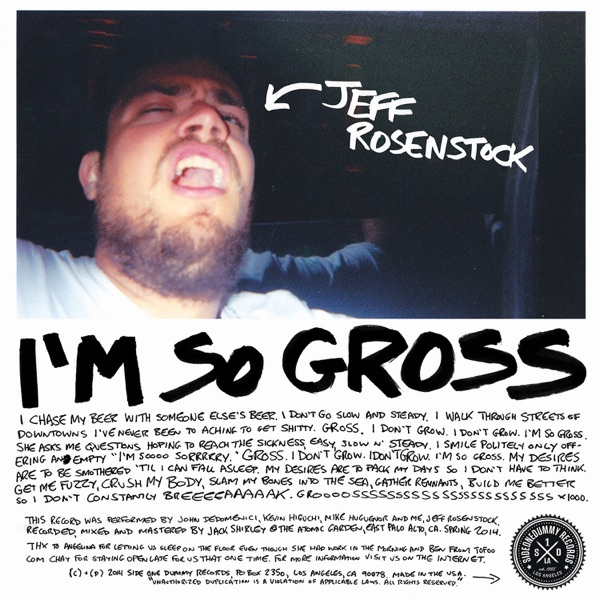 I'm so Gross - Single
