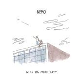 Girl us mire City artwork