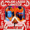 Major Lazer & Anitta - Make It Hot artwork