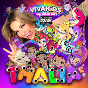 Thalía - Viva Kids, Vol. 2