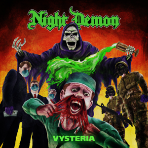 Night Demon - Vysteria