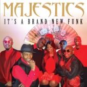 Majestics - It's a Brand New Funk