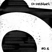 No.6 Collaborations Project - Ed Sheeran Cover Art