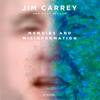 Jim Carrey & Dana Vachon - Memoirs and Misinformation: A novel (Unabridged)  artwork